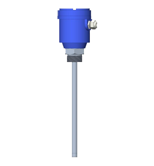 vibrating rod point level switch for solids