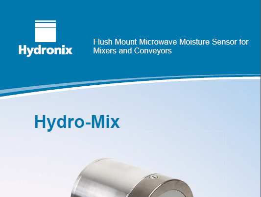 Moisture Sensor for Mixers and Small Vessels Manufacturer in India